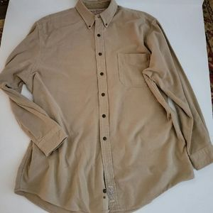 Abercrombie and Fitch vintage tan authenic